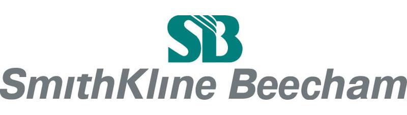Représentation sous licence de SMITHKLINE BEECHAM (SB) / Exclusive license of SMITHKLINE BEECHAM (SB)