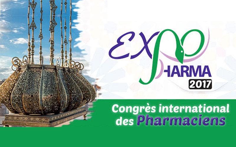 PHARMA EXPO 2017 – 6ème edition